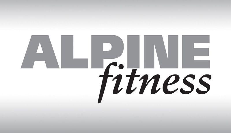 alpine fitness logo