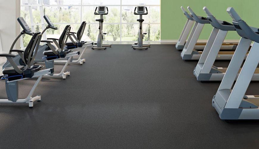 αίθουσα με όργανα γυμναστικής lifespan cardio