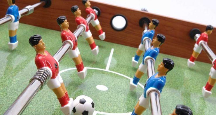 τραπέζι ποδοσφαιράκι