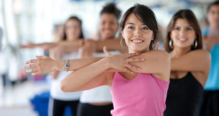 Ομαδικά προγράμματα γυμναστικής